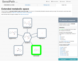 SensiPath: computer-aided design of sensing-enabling metabolic pathways, <i>Nucleic Acids Research</i>